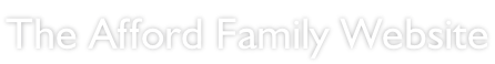The Afford Family Website